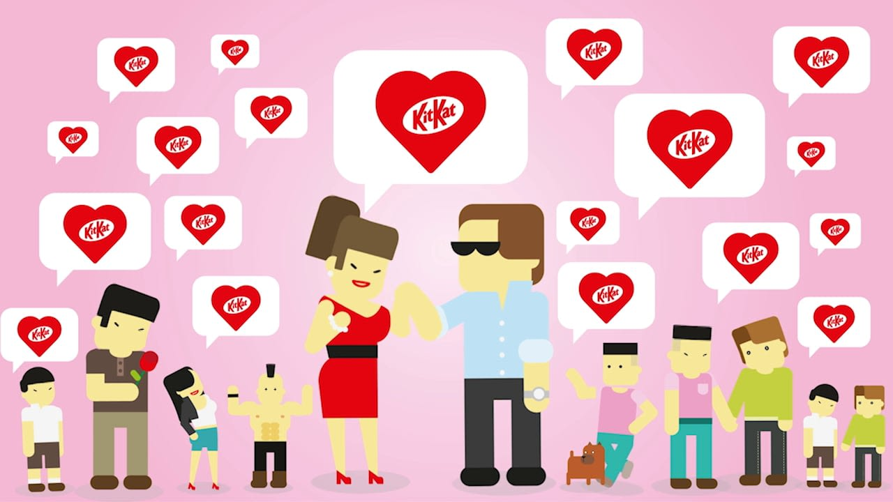 Kit Kat Vietnam - Take a Break for Love