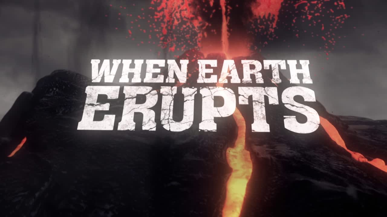 When The Earth Erupts Graphics