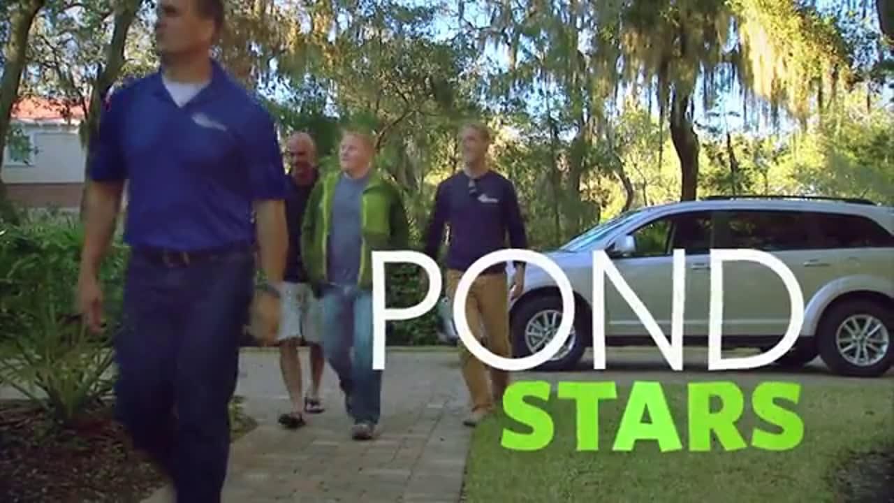 NatGeo Wild - Pond Stars Series Launch