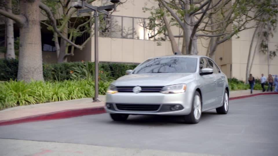 """Volkswagen """"Safety Spot"""""""