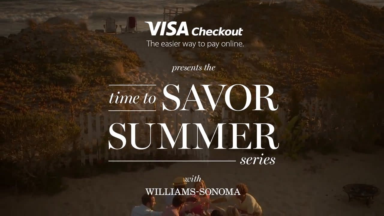 Visa Checkout | Williams-Sonoma