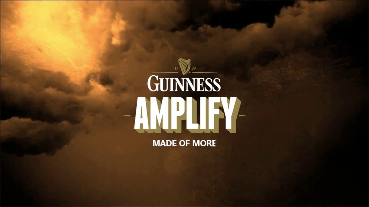 Guiness AMPLIFY Global Music Platform