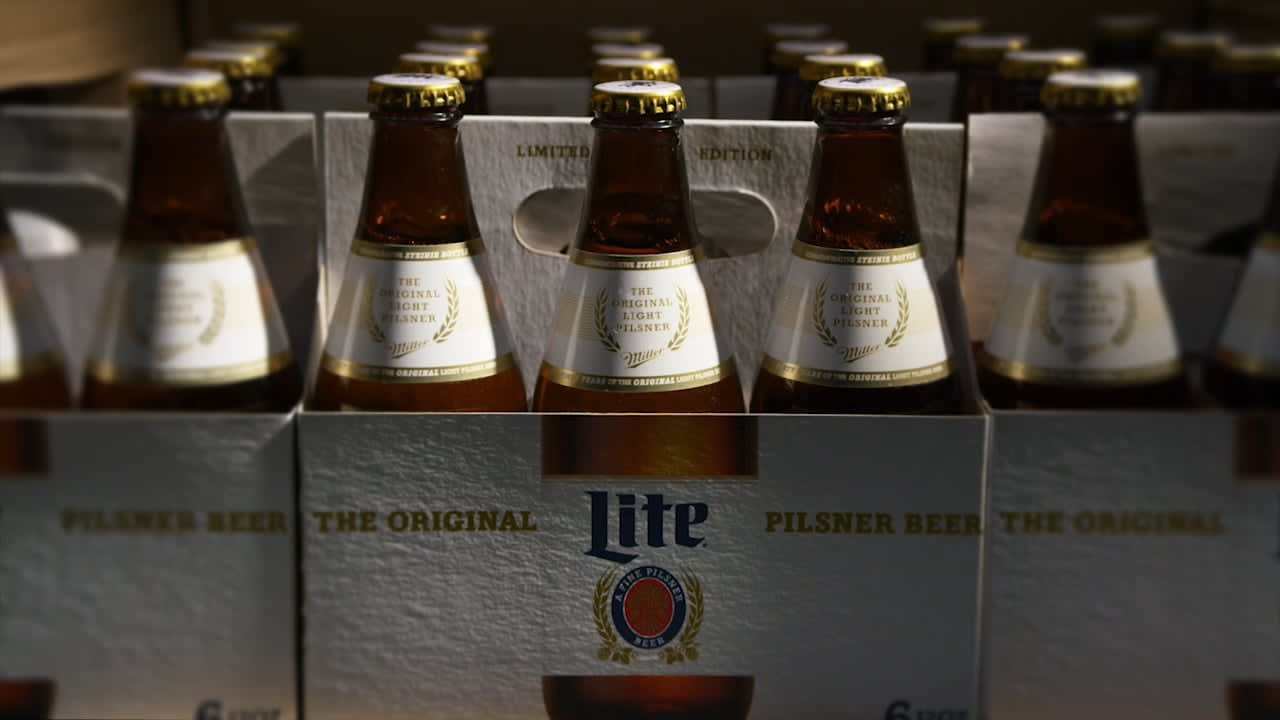 MILLER LITE - Welcome Home