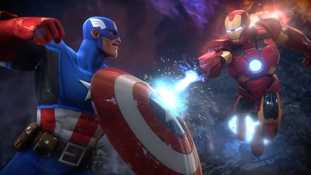 Marvel - Contest of Champions