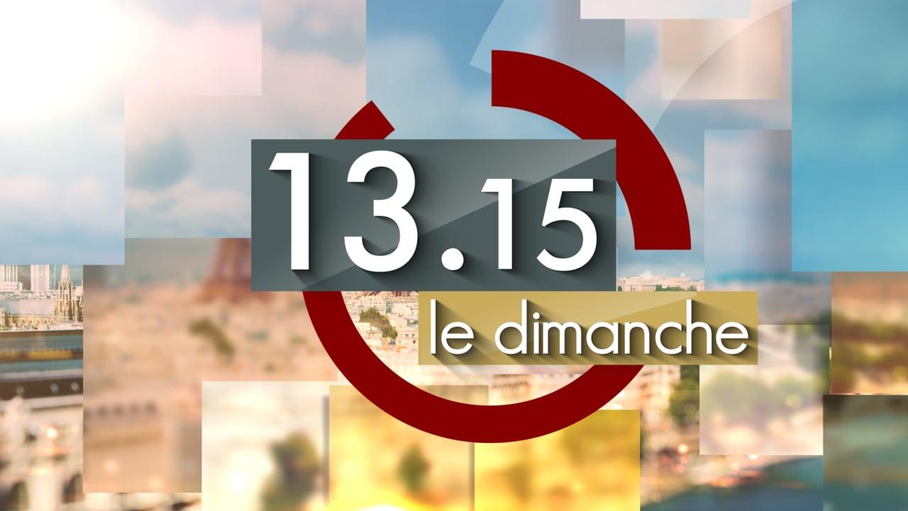 TV Branding 13h15 - France 2