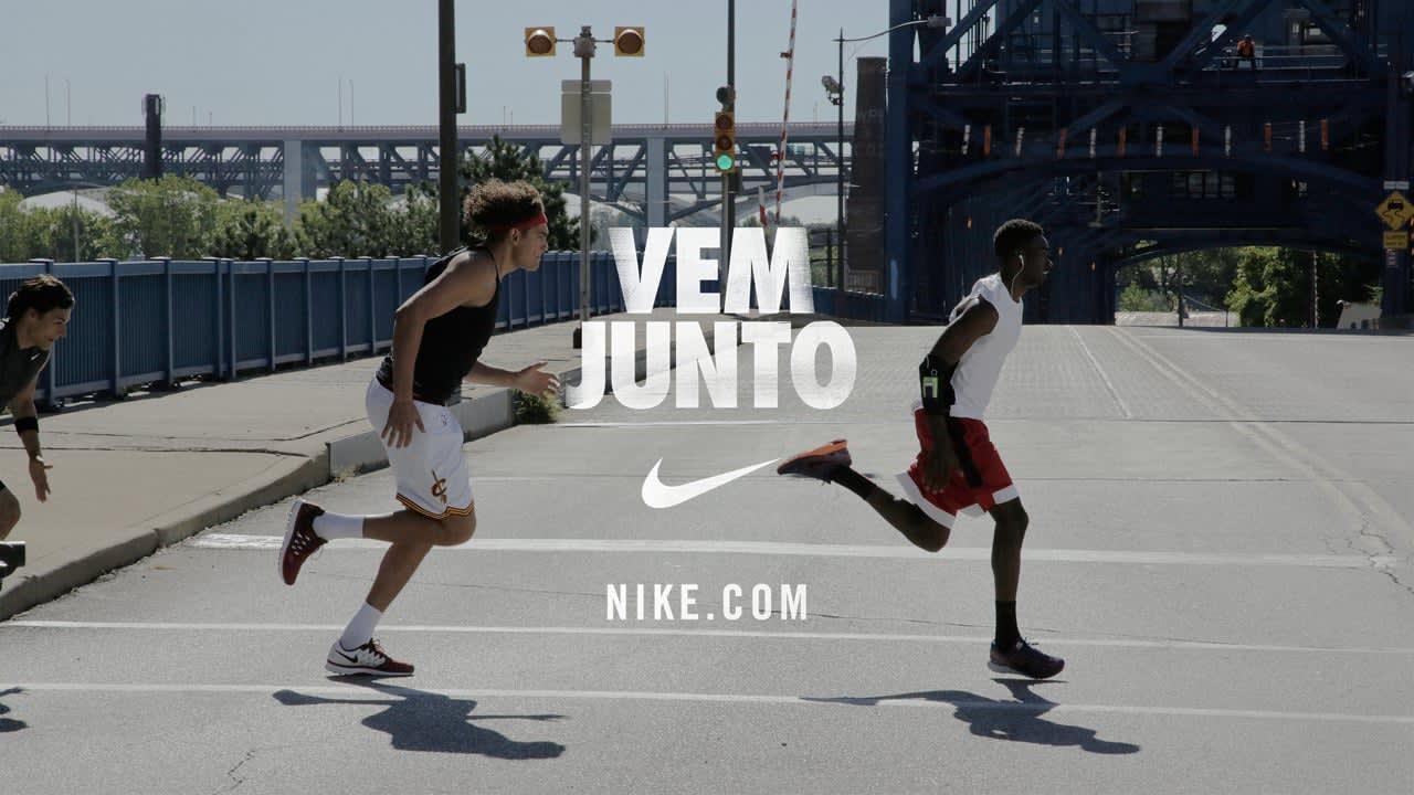 Nike - Vem Junto