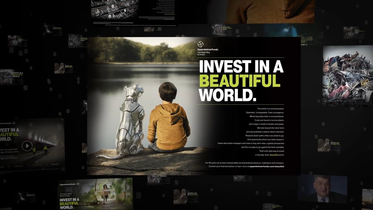 Invest In A Beautiful World