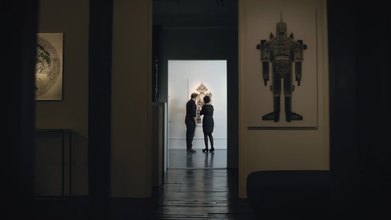 GloboBot, Fine Art Photography Series