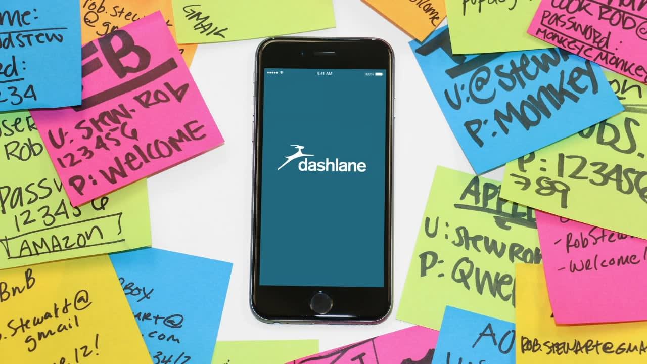 Dashlane Visual Case Study