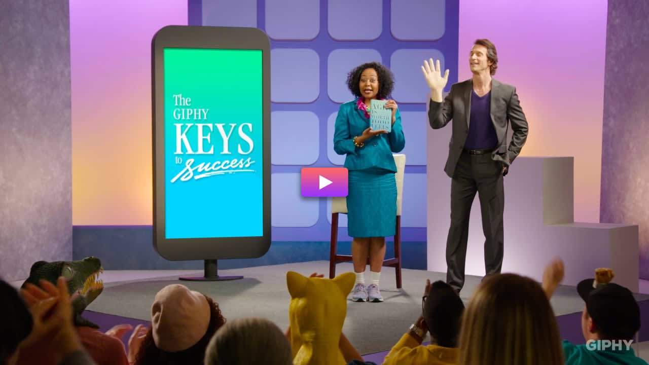 The Giphy Keys to Success