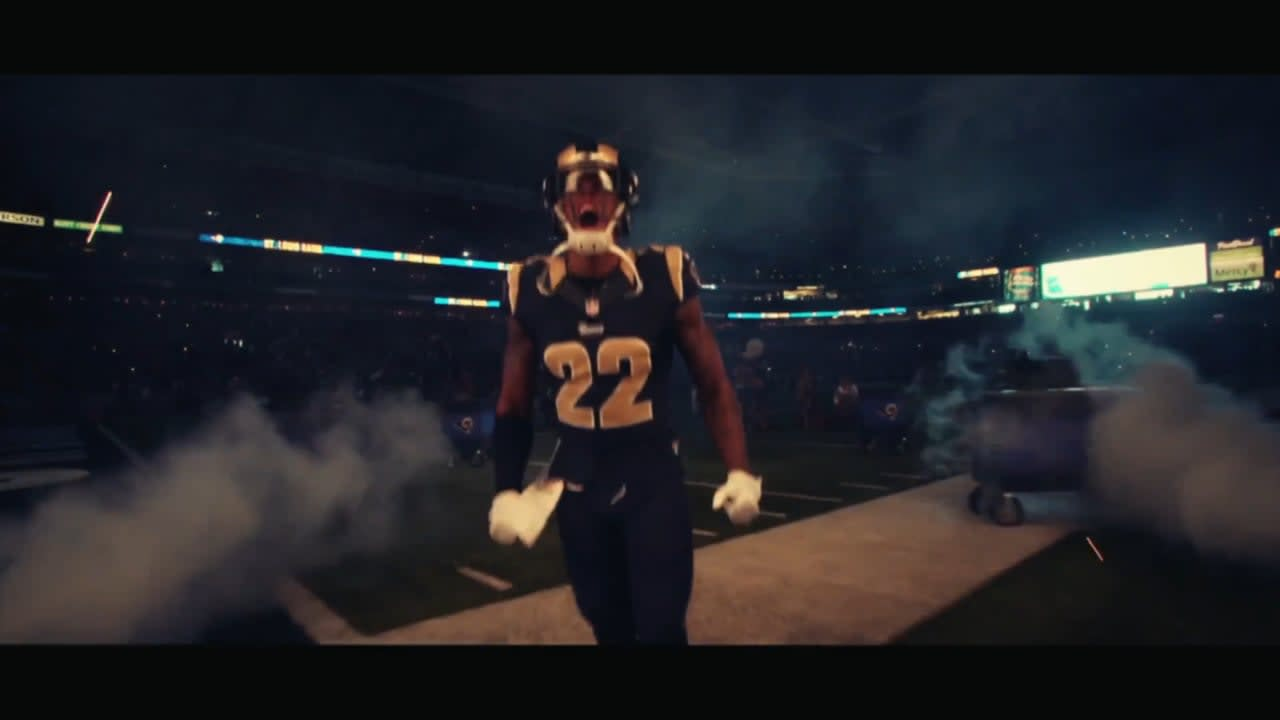 Moved: The Rams