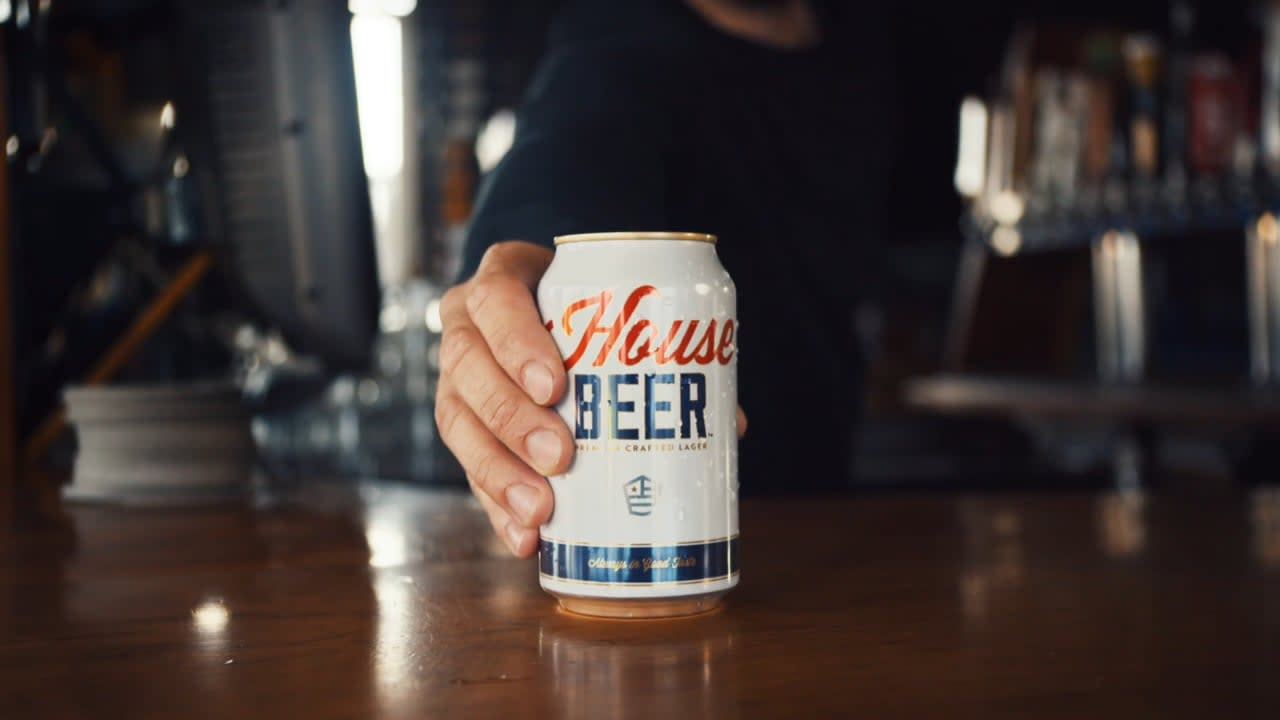 This is a Film about House Beer