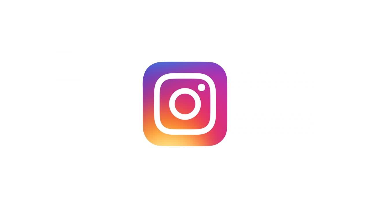 Instagram Logo Reveal