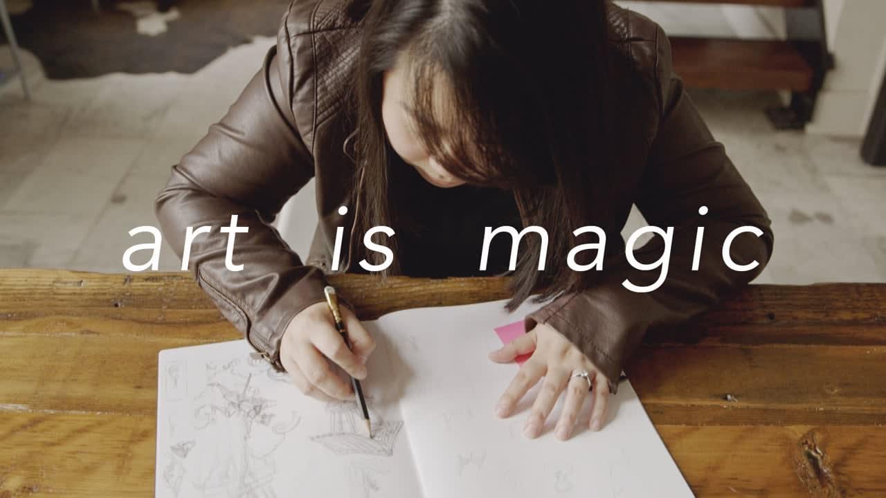 Art is Magic