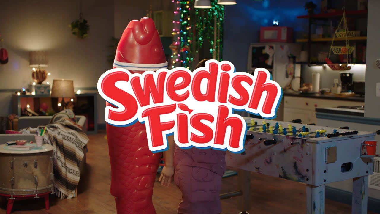 Swedish Fish - You Gotta Try It