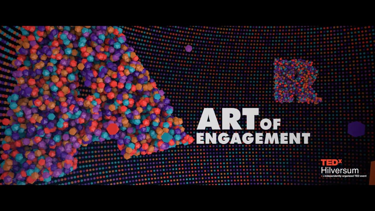 Branding & Graphic Design - TEDxHilversum