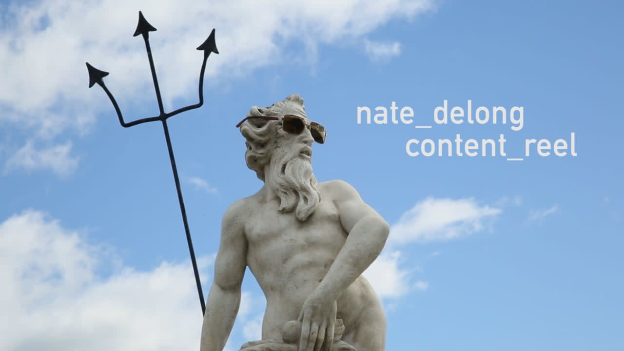 Nate DeLong Content