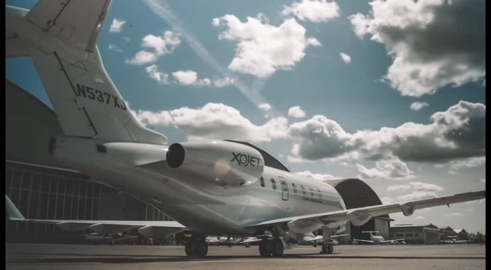 Power to the Passenger - XOJET