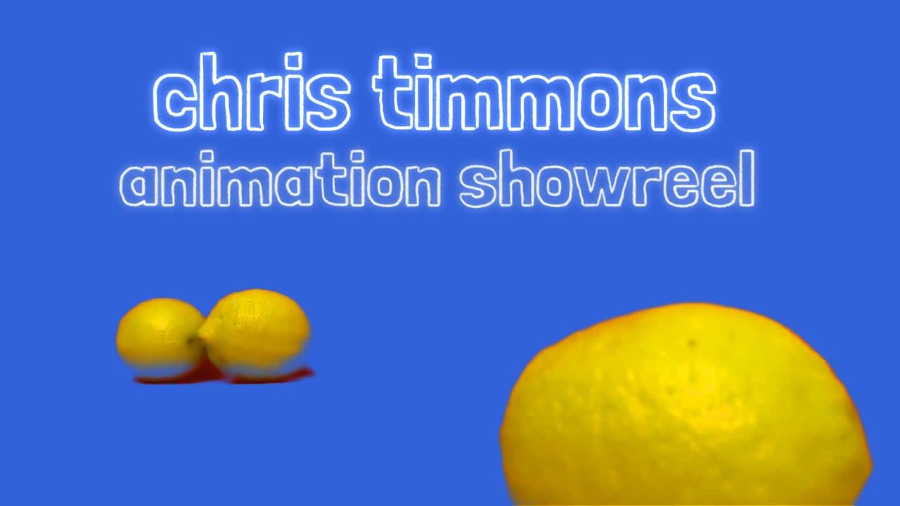 2017 Animation Showreel