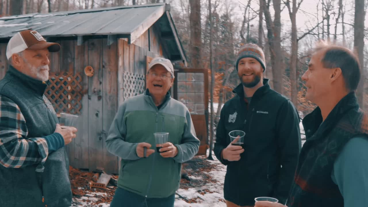 Behind the Brew: The Legend of the 42 North Maple Porter