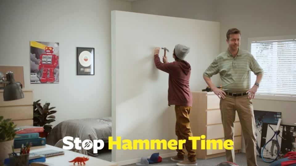 "Command Brand - MC Hammer - ""Roommates"""