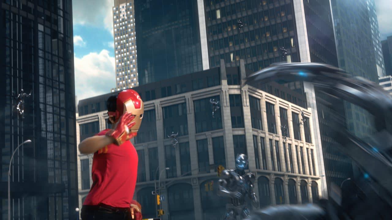 Hasbro - Avengers Hero Gear