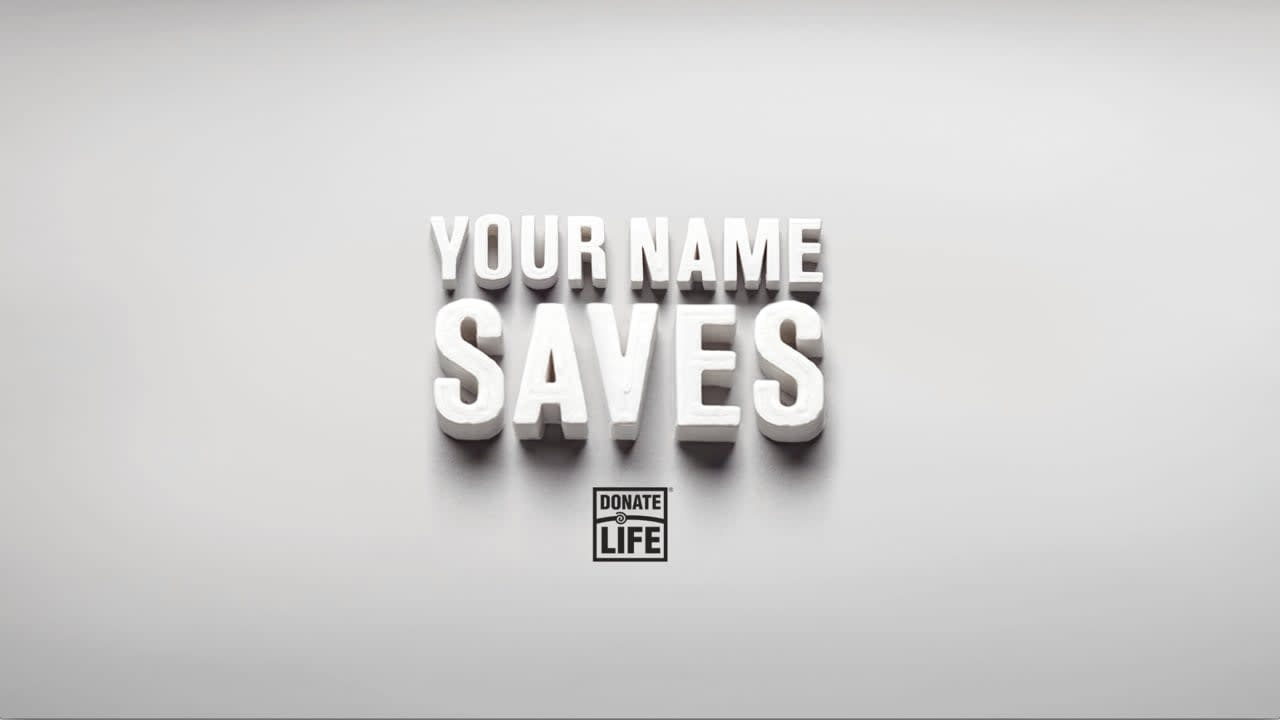 Your Name Saves
