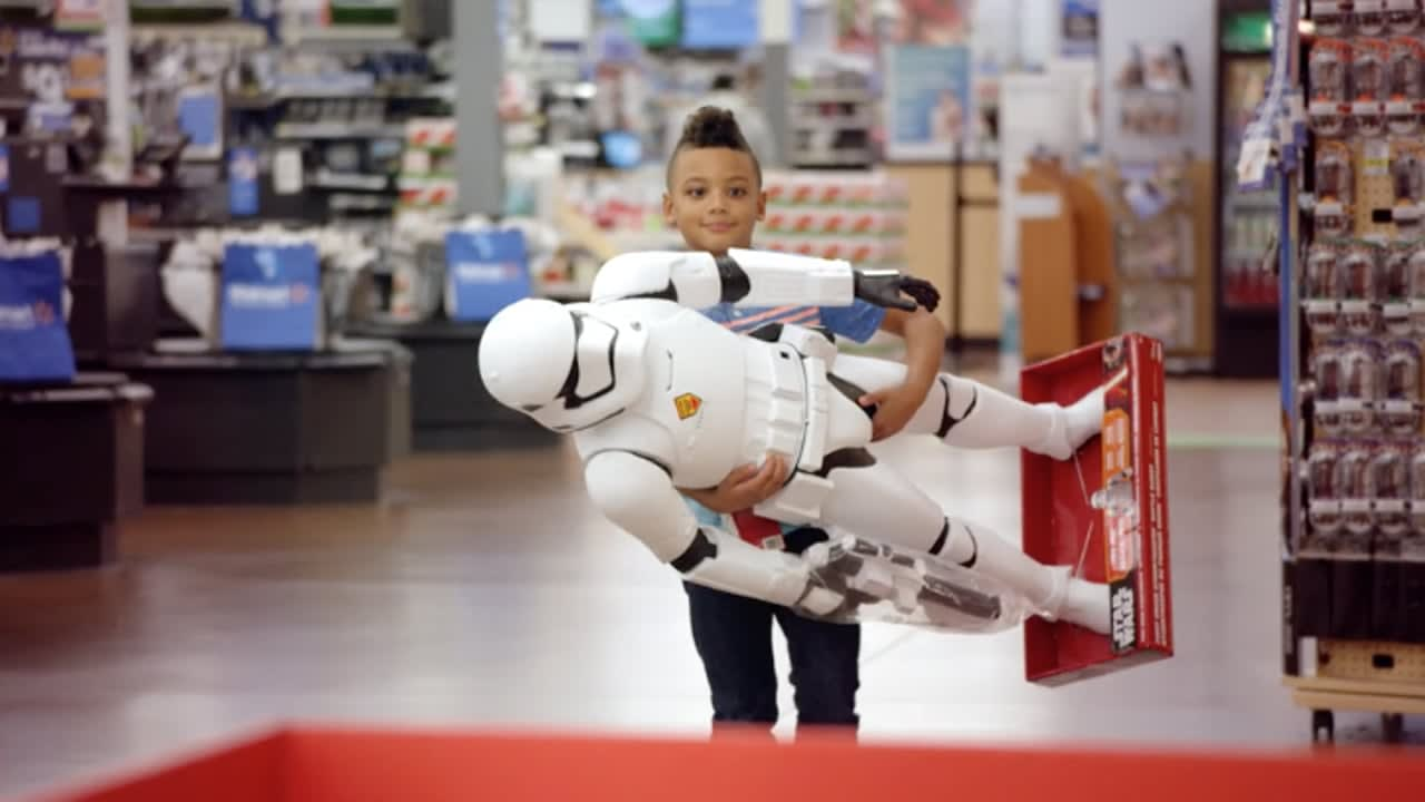 Walmart 2015 Holiday - Kids: To Give or Receive?
