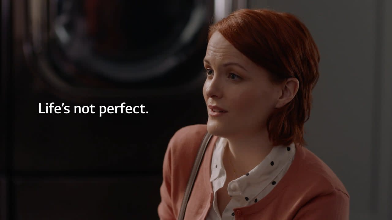 LG – Life's Not Perfect, Life's Good