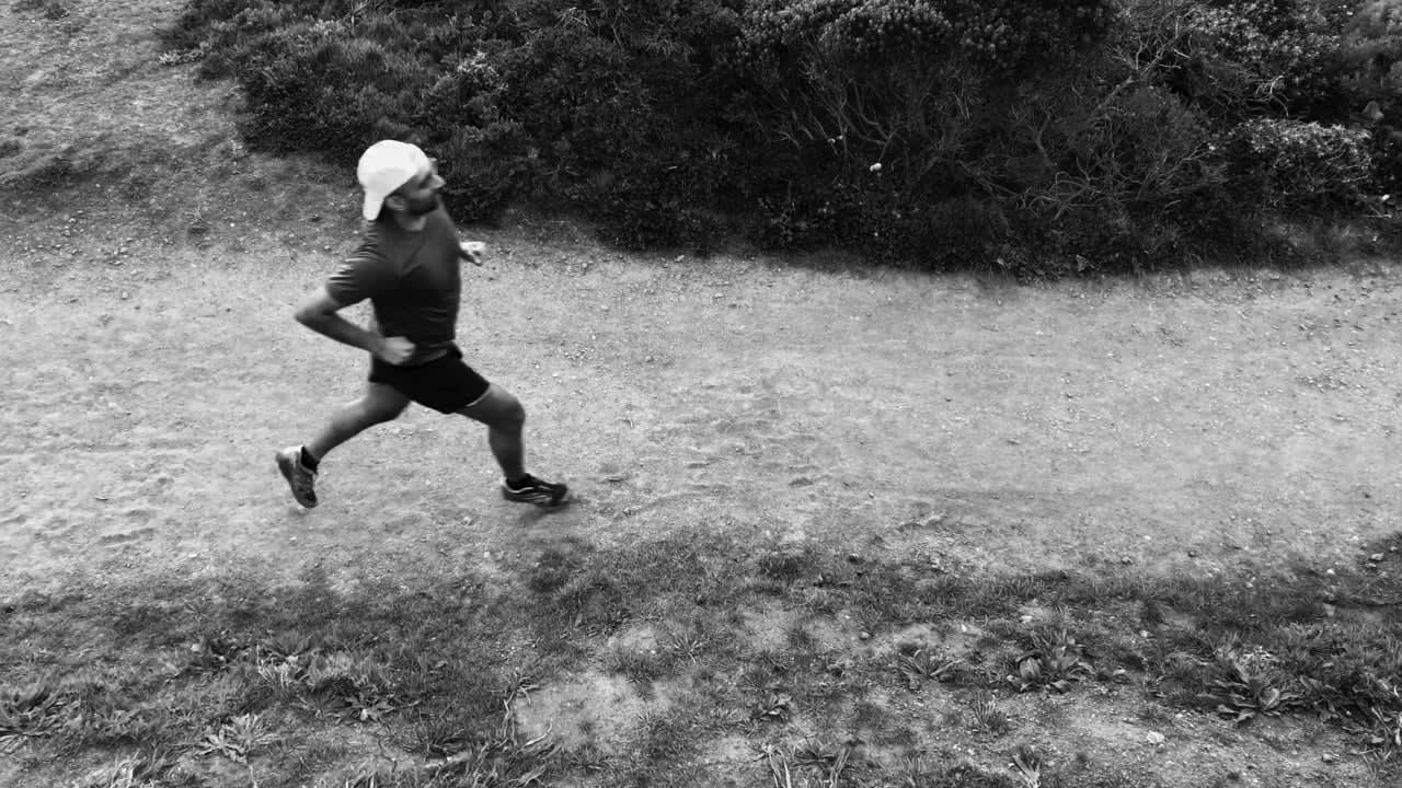 Running with Shyamal Kapadia