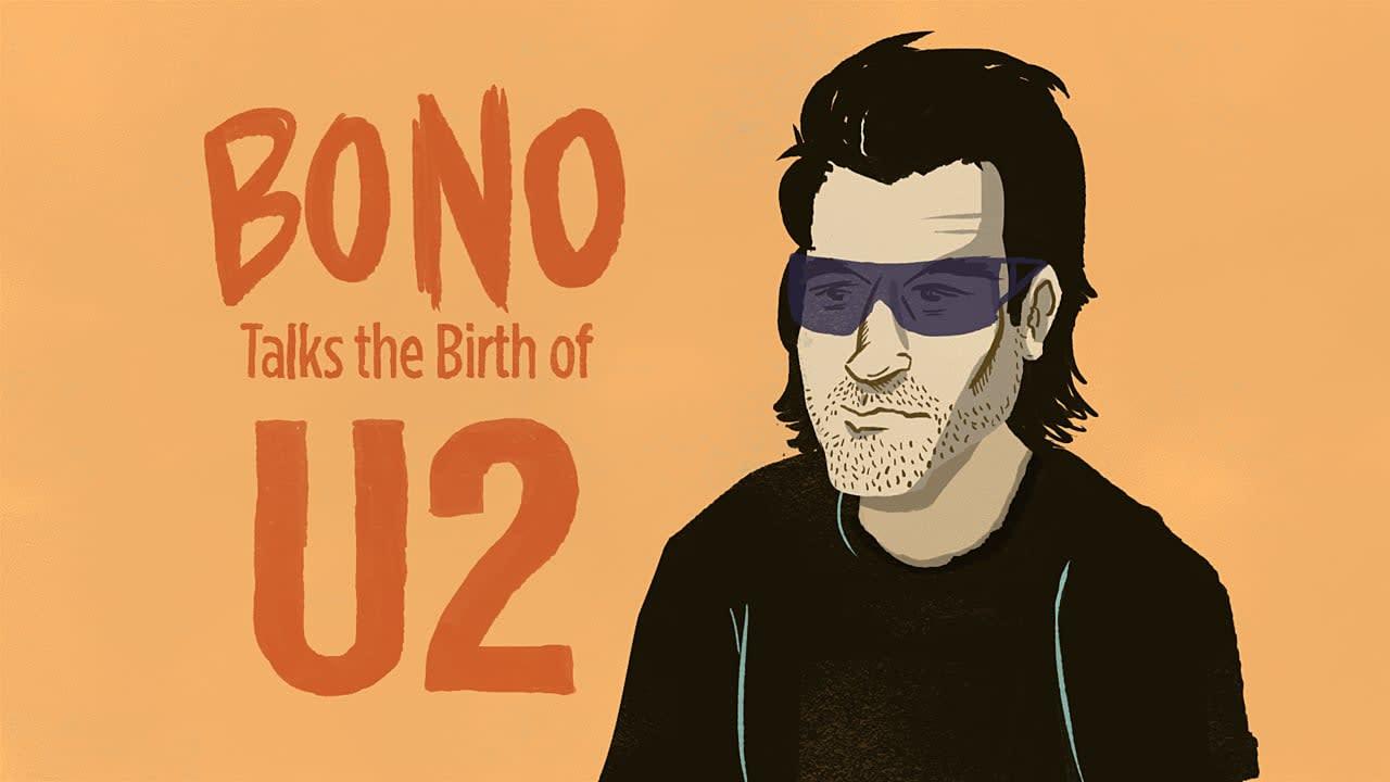 Bono Talks the Birth of U2