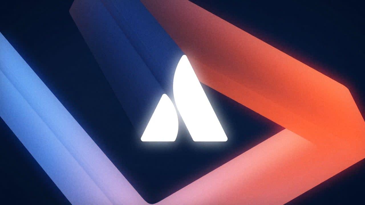 Atlassian Rebrand / Logo Reveal 2017