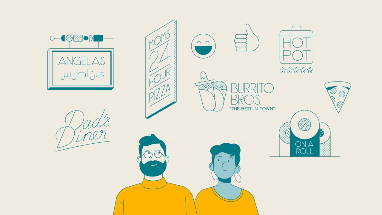 Airbnb – Curated Restaurants