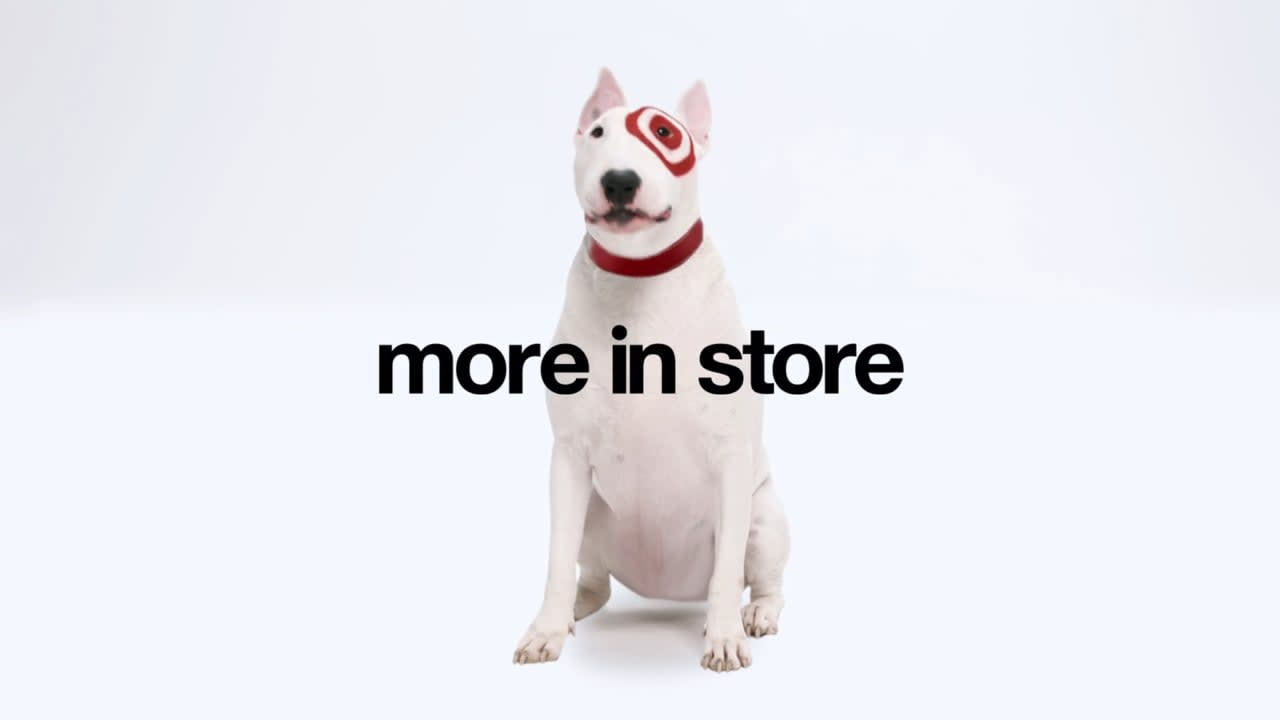 """TARGET """"MORE IN STORE"""""""