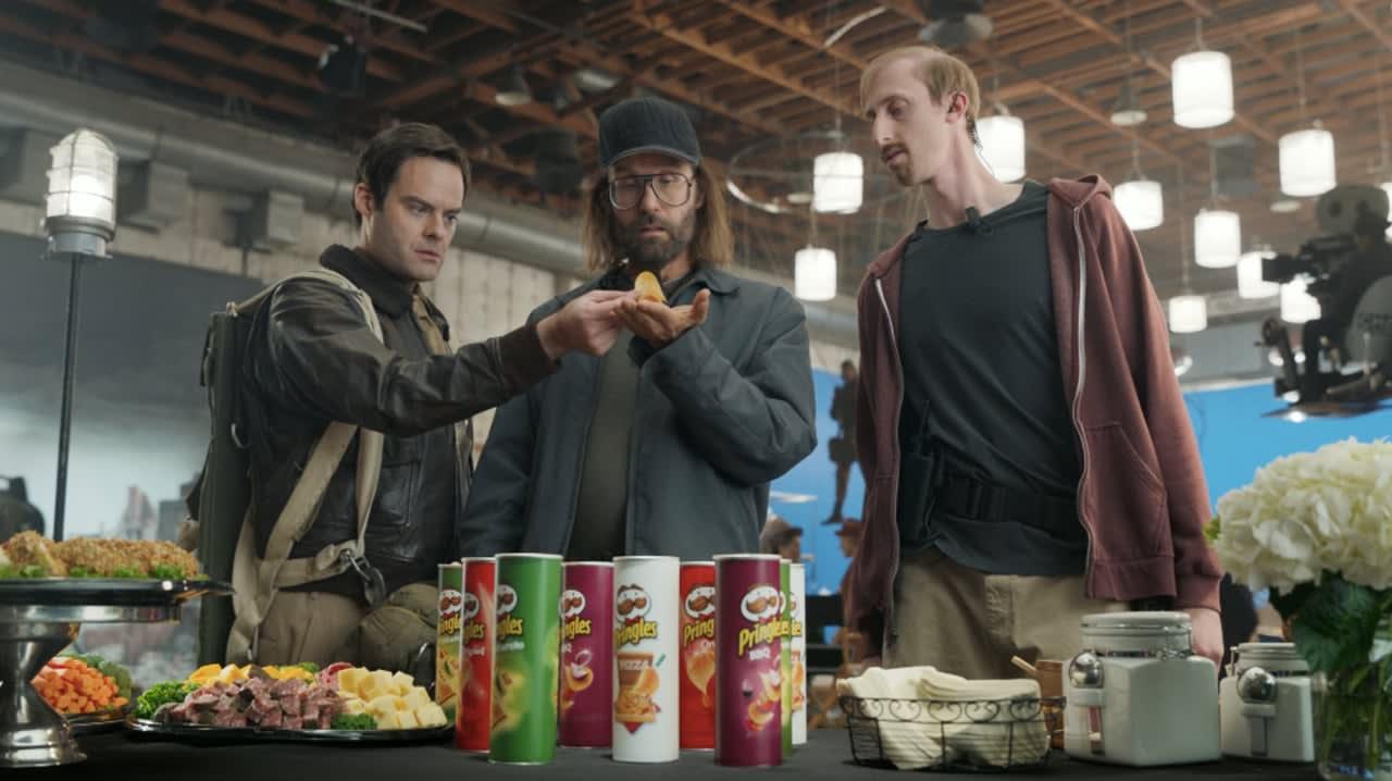 Pringles Super Bowl