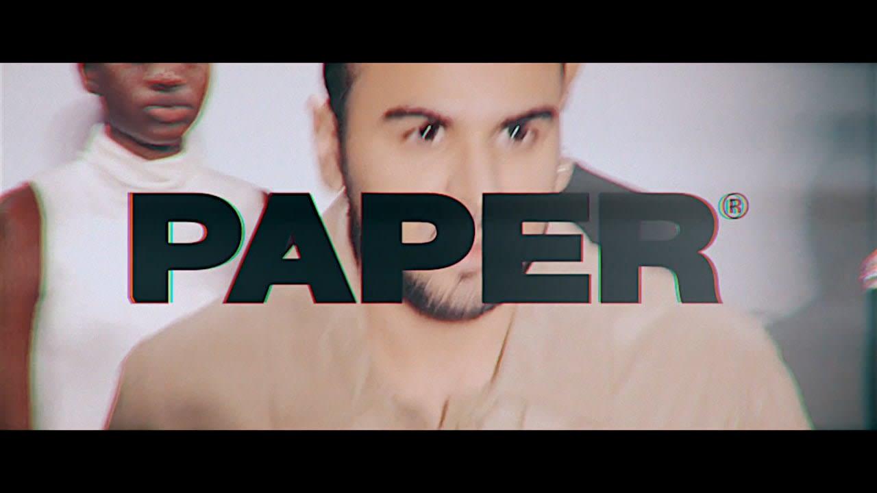 Luar for Paper Magazine