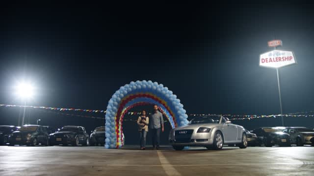 Carvana — Don't Play the Game