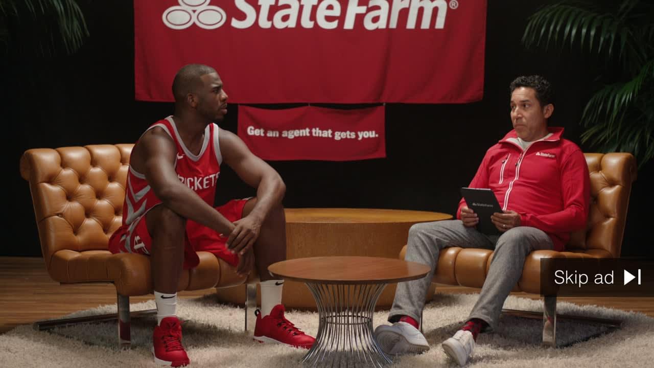 State Farm x NBA