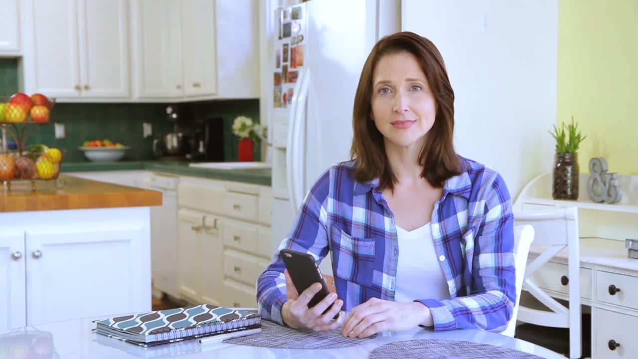 Mobile App Startup Social Media Ad