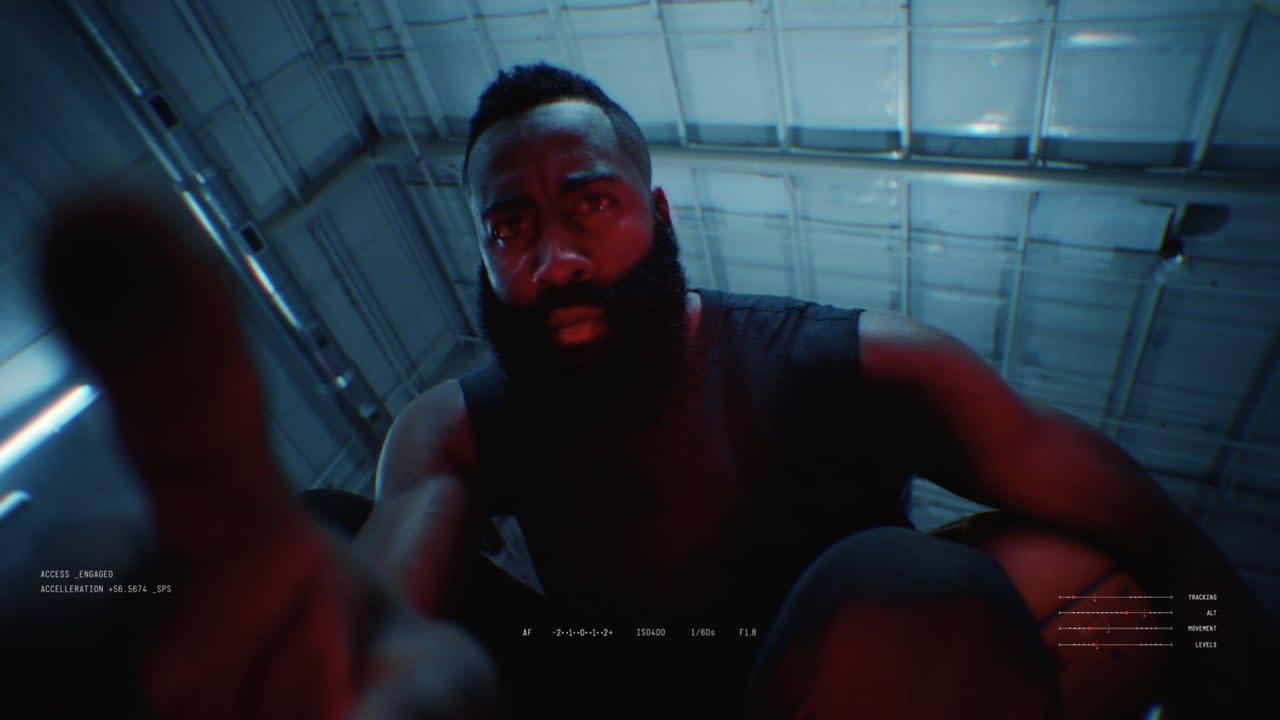 adidas Basketball JH2 w/ James Harden