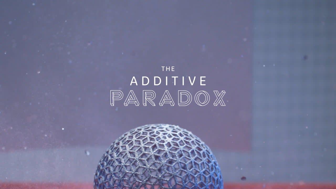 GE Additive Paradox