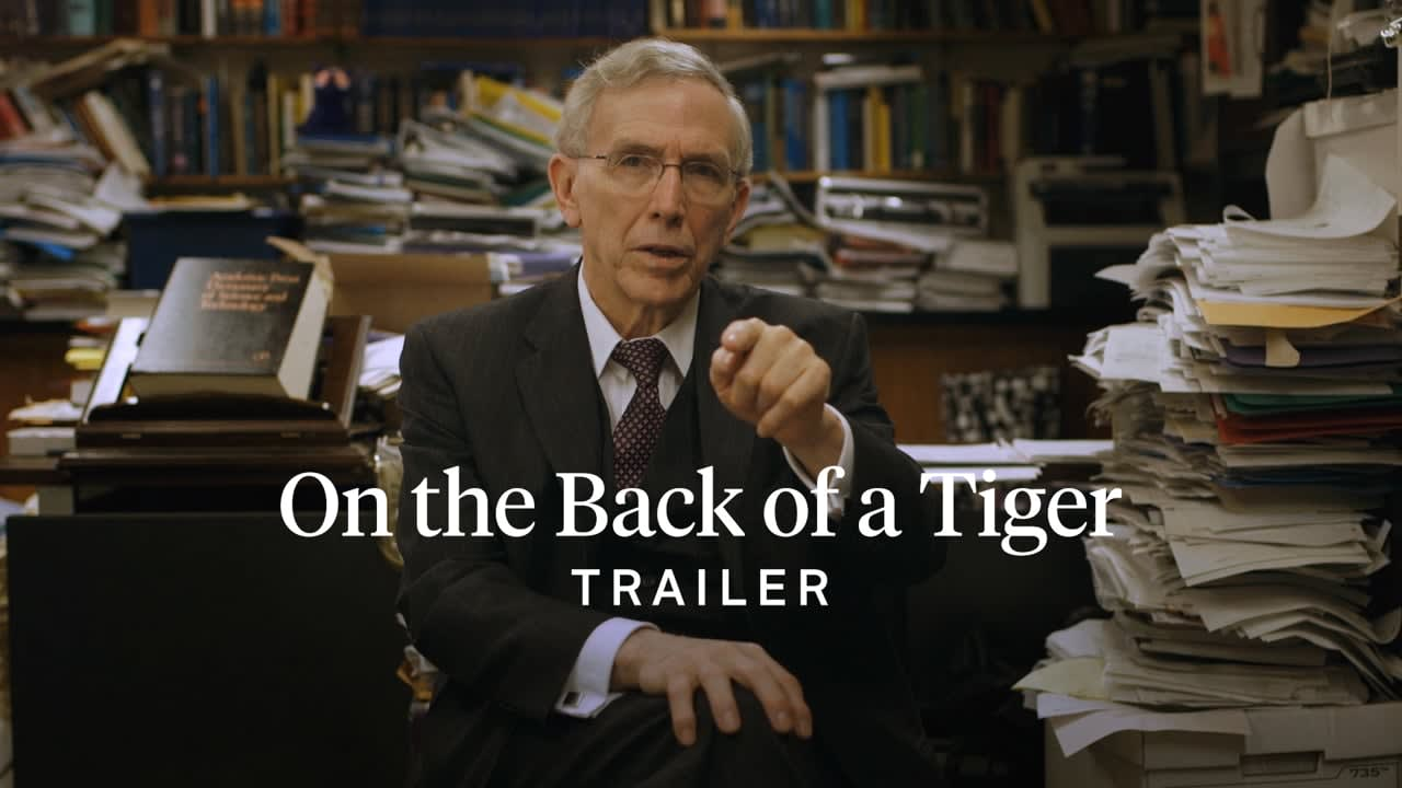 On the Back of a Tiger: Official Trailer