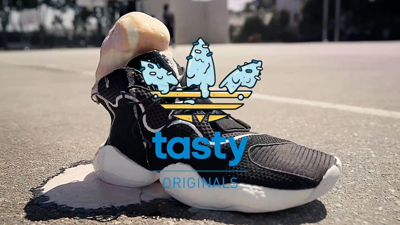 """Adidas """"Hoops 'N Scoops"""""""