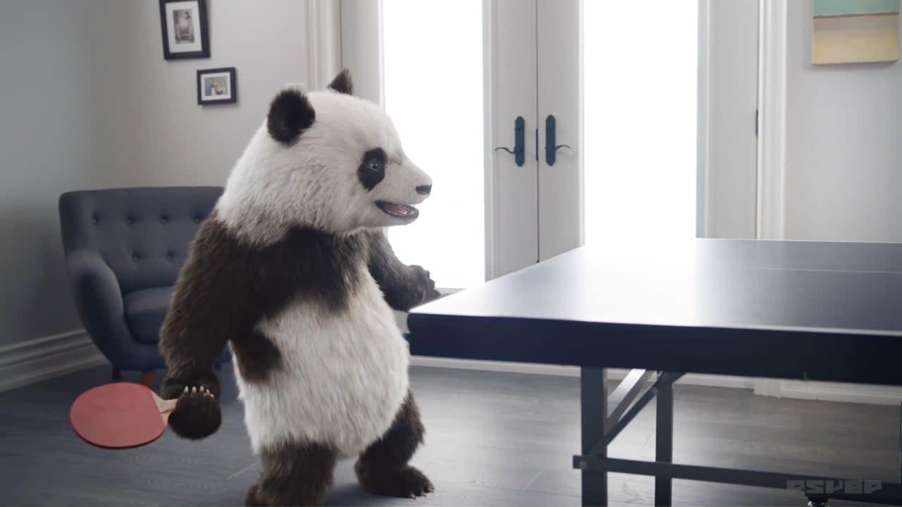 """COX Communications """"Panda"""""""