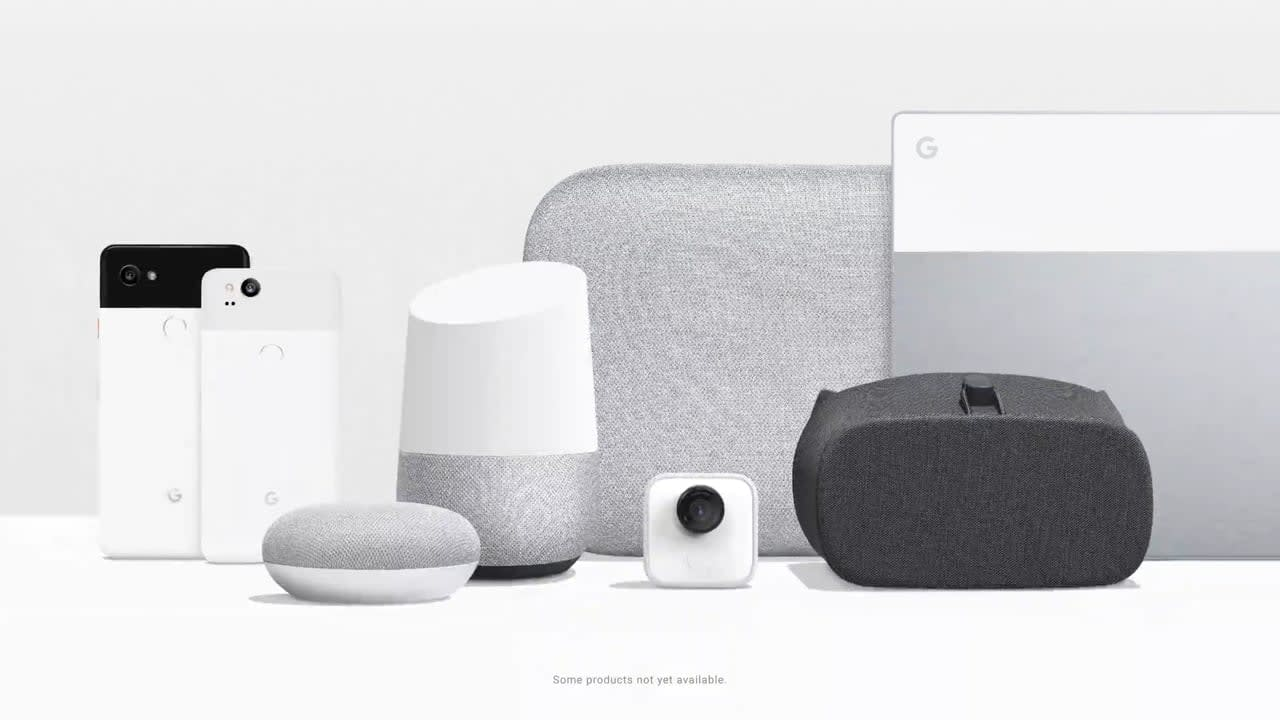 #MadebyGoogle 2017