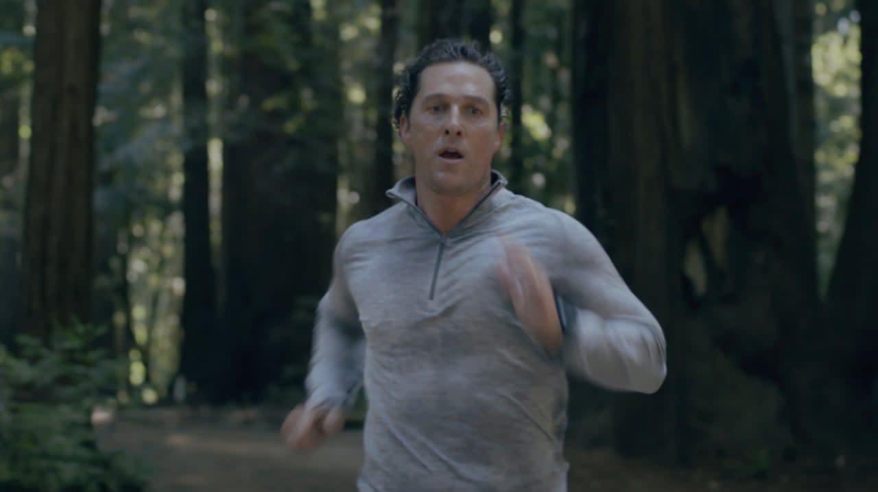 Lincoln Nautilus – Morning Run