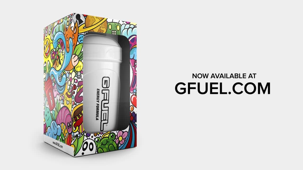 G Fuel | Whiteboard Shaker