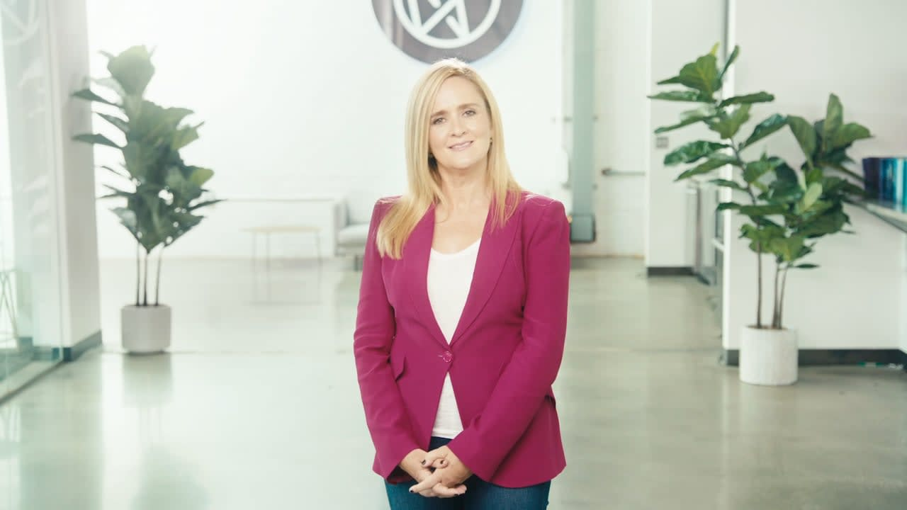 """Samantha Bee """"This Is Not An App (The App)"""""""