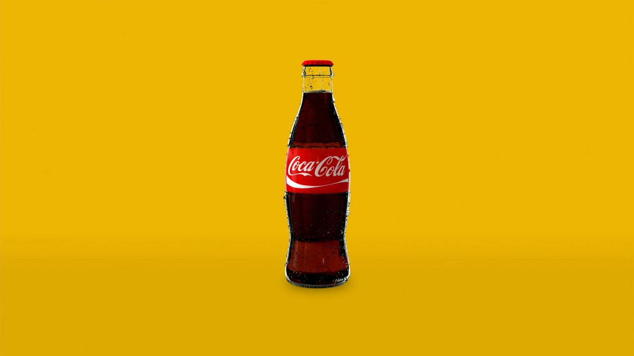 Coca-cola twist