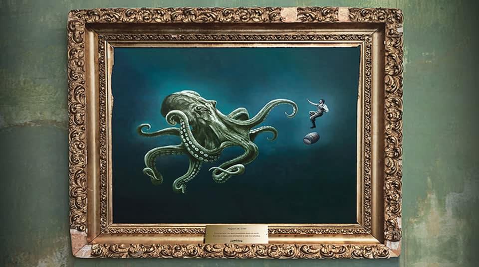 """Jameson """"Pub Paintings"""""""
